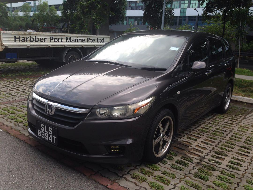 HONDA STREAM PROMOTION $280 WEEKLY ONLY (NO CONTRACT)