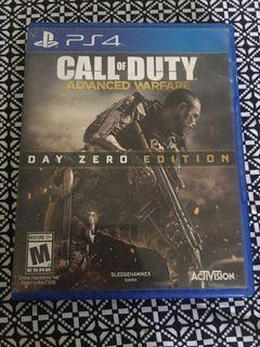 Kaset PS4 Call Of Duty Advance Warfare