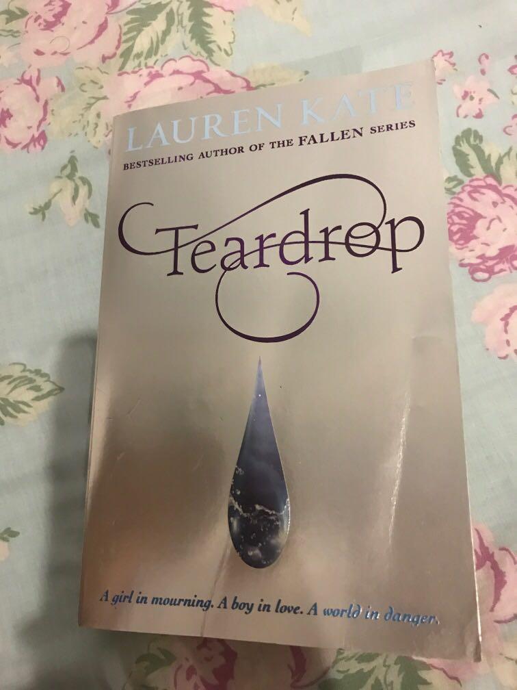 Lauren Kate - Teardrop