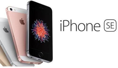 LF: iPhone SE 4-inch 2017 model 32gb
