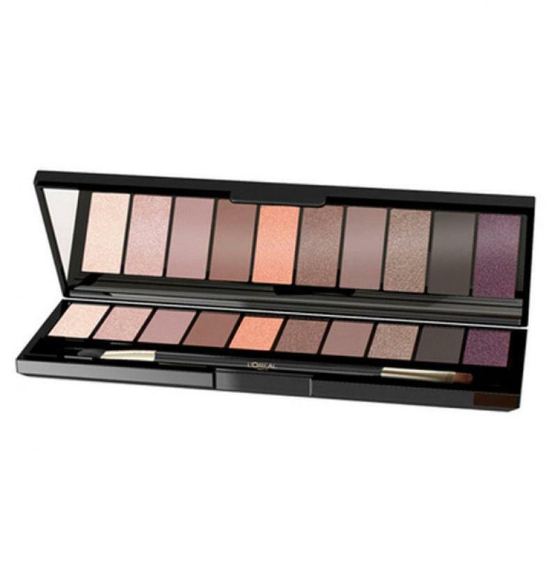 L'Oreal Paris 巴黎萊雅十色眼影盤 Color Riche La Palette Eyeshadow Rose