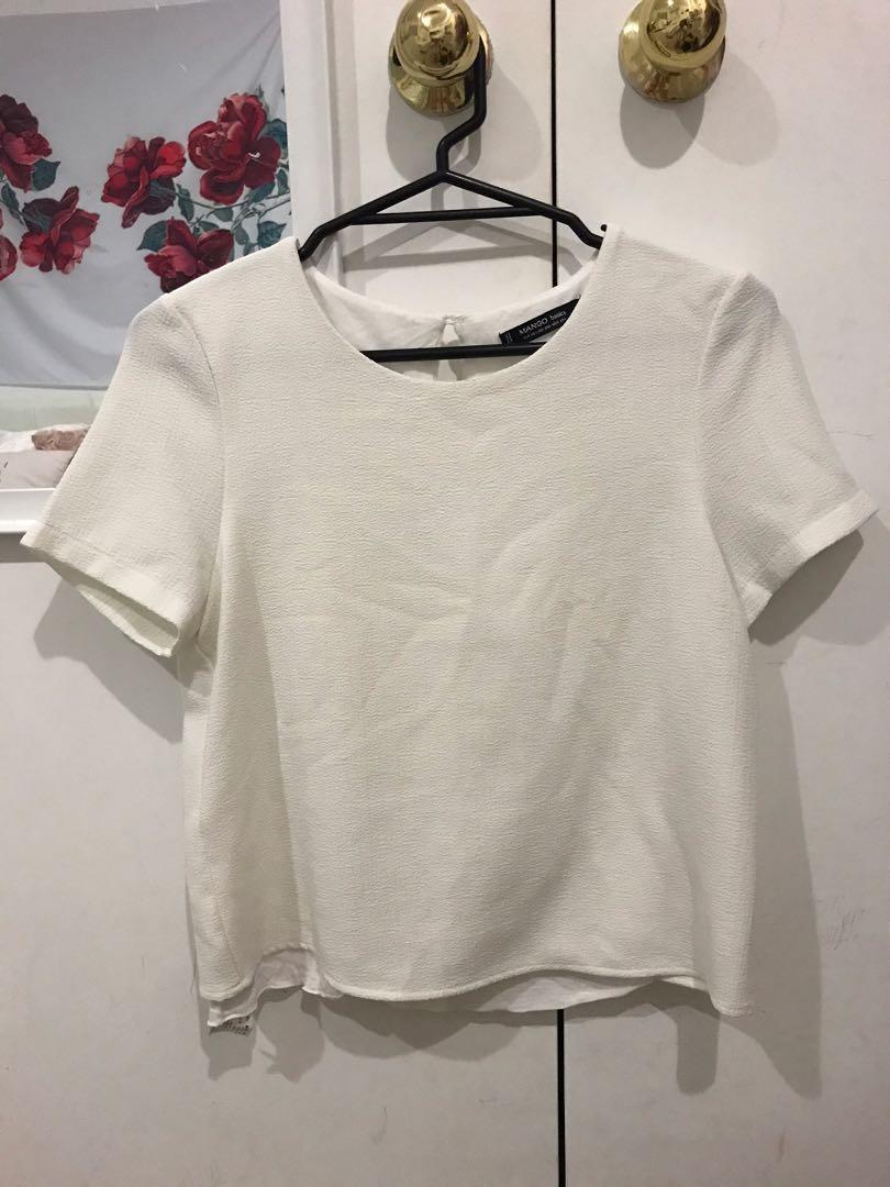 Mango - White top