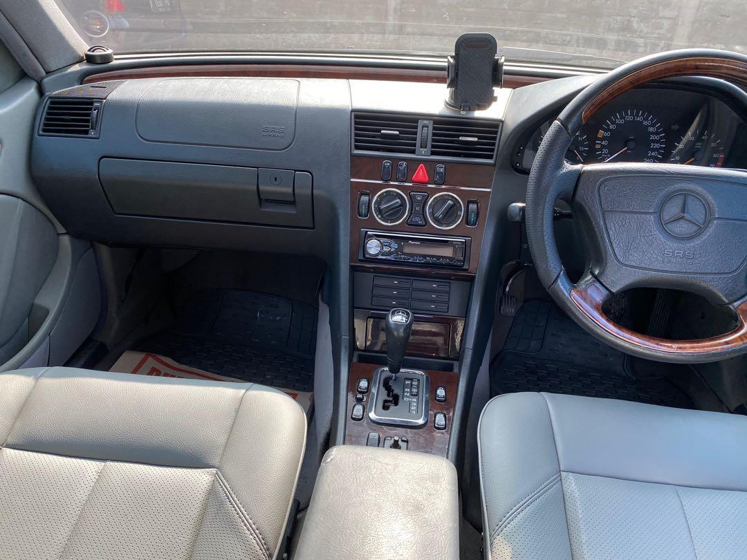 Mercedes Benz W202 C230 Kompressor AT 1998 facelift Pajak panjang 1997