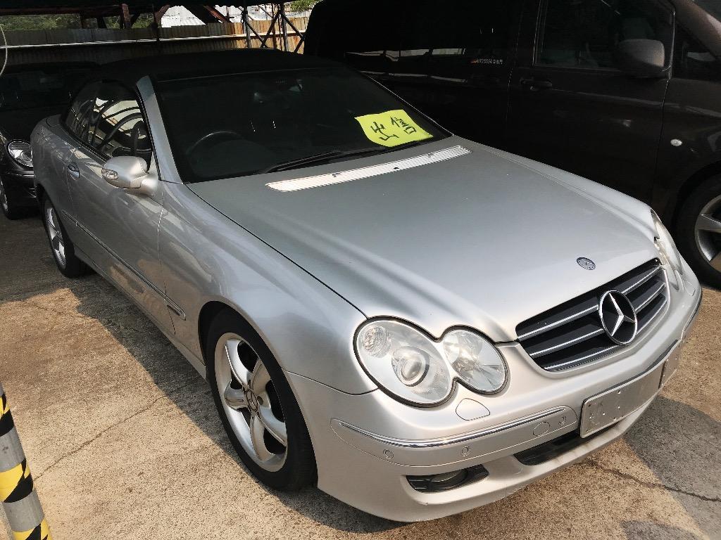Mercedes-Benz CLK280 BENZ_CLK280__3000cc Auto