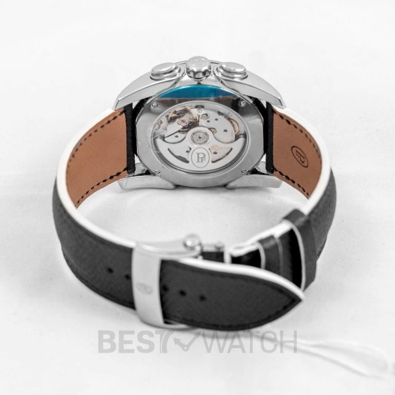 [NEW] Parmigiani Fleurier Tonda Metrographe Automatic White Dial 40mm Stainless steel Men's Watch PFC274-0000100-XC1342