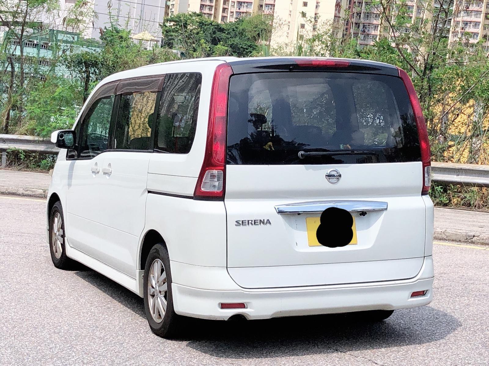 Nissan Serena 2.0 Serena Auto