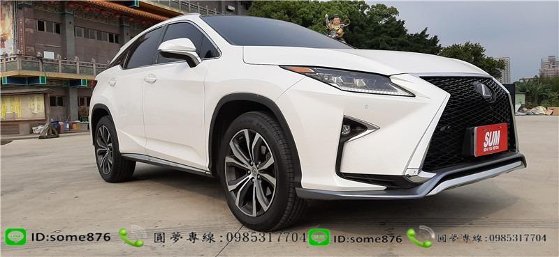 凌志NX200T 2.0CC 白色