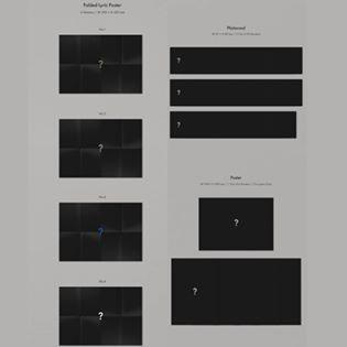 [Pre-order] NU'EST 8TH MINI ALBUM 第8张迷你专辑 - THE NOCTURNE