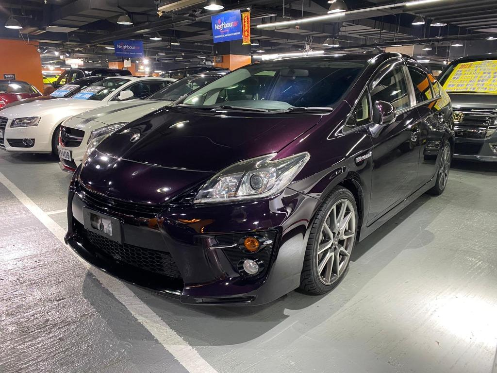Toyota Prius Gs 又番特別色 Auto