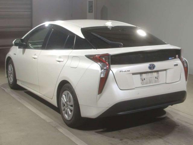 Toyota Prius S Safety Plus Auto