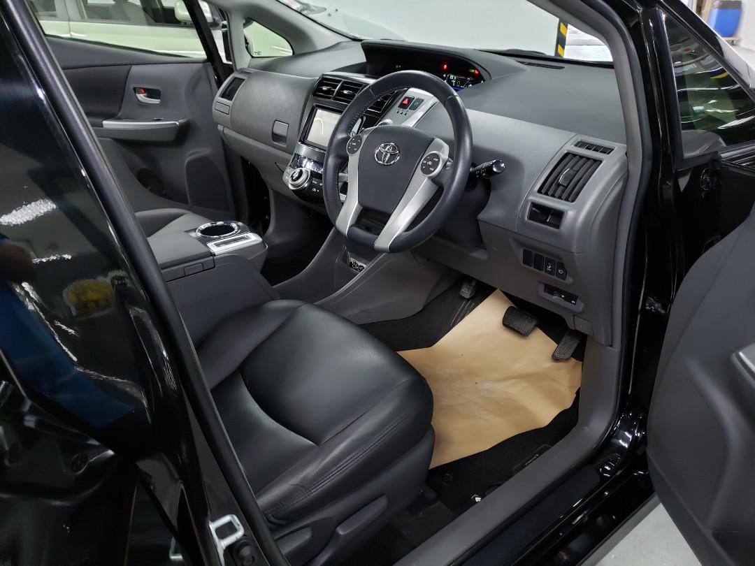 Toyota Prius V HYBRID 🔹️天幕頂🔹️ Auto