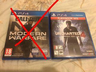 uncharted 4 (R3) PS4