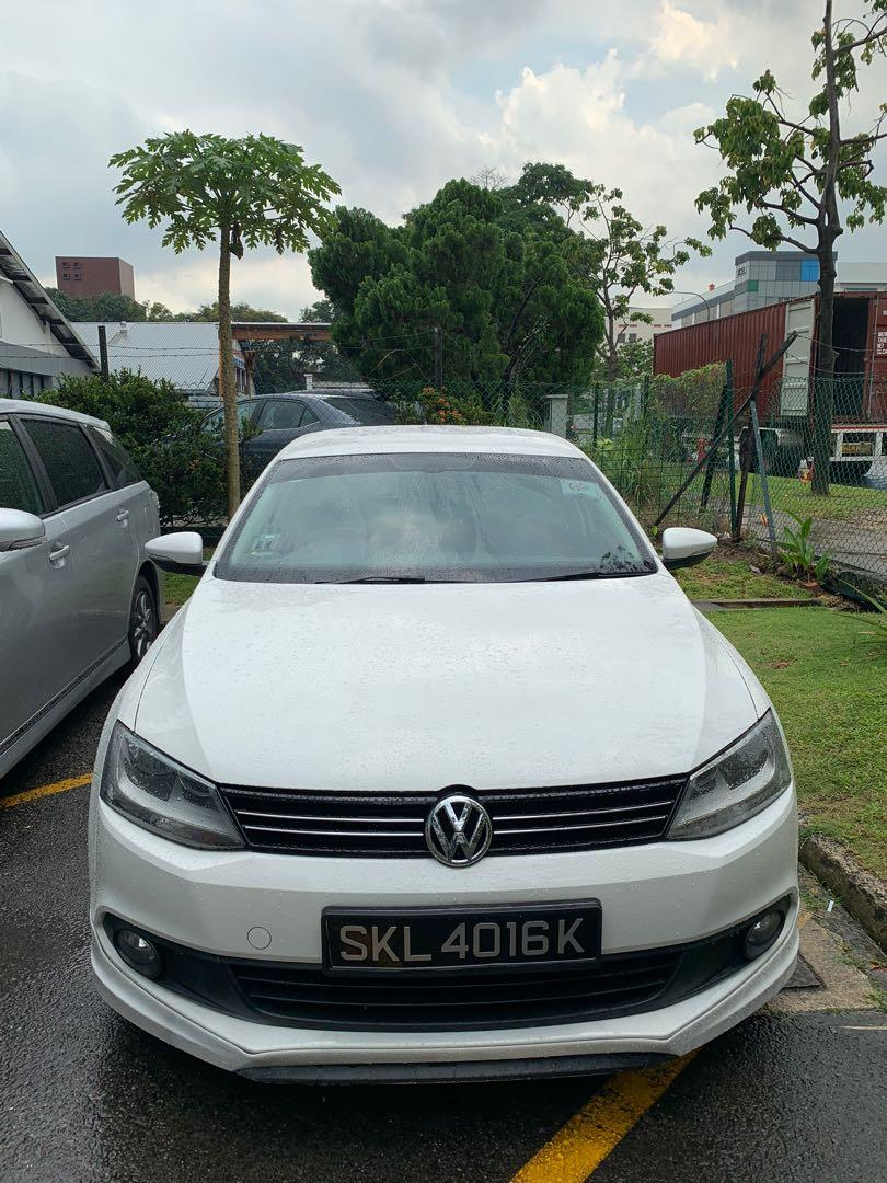 Volkswagen Jetta 1.4 for short term rental or lease