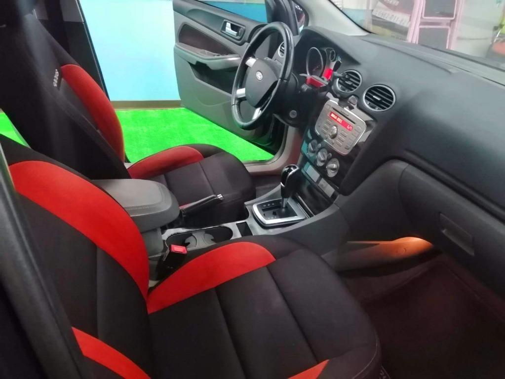 2011 Ford Focus 5D TDCi 2.0運動旗艦款 0800-000-811