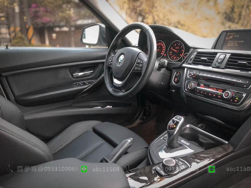 🔥2012年 BMW 318D  🔥