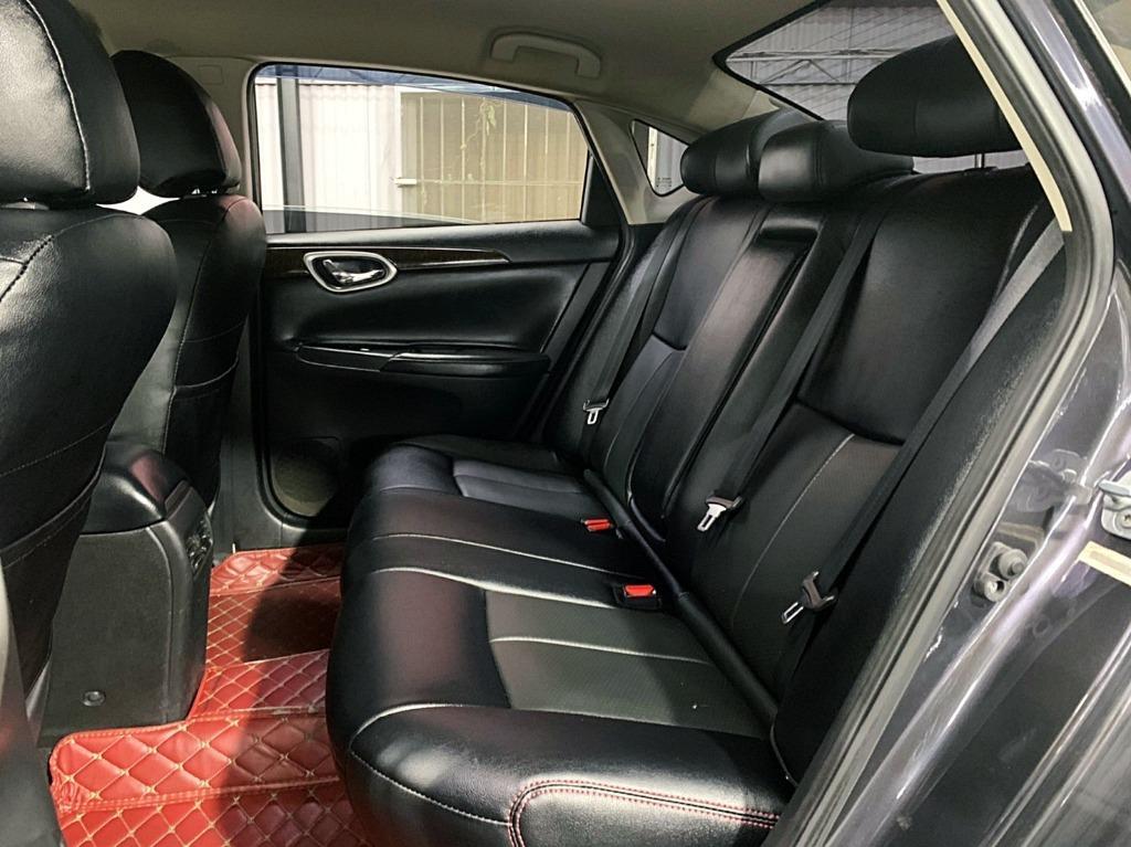 2015年 Nissan Super Sentra 1.8頂級灰色