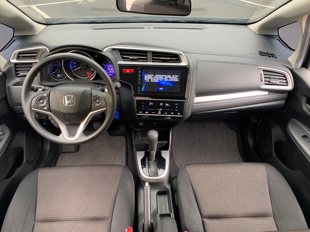 2016型 Honda Fit S版 實車很美