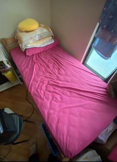 海馬 單人床 床架 seahorse single bed frame