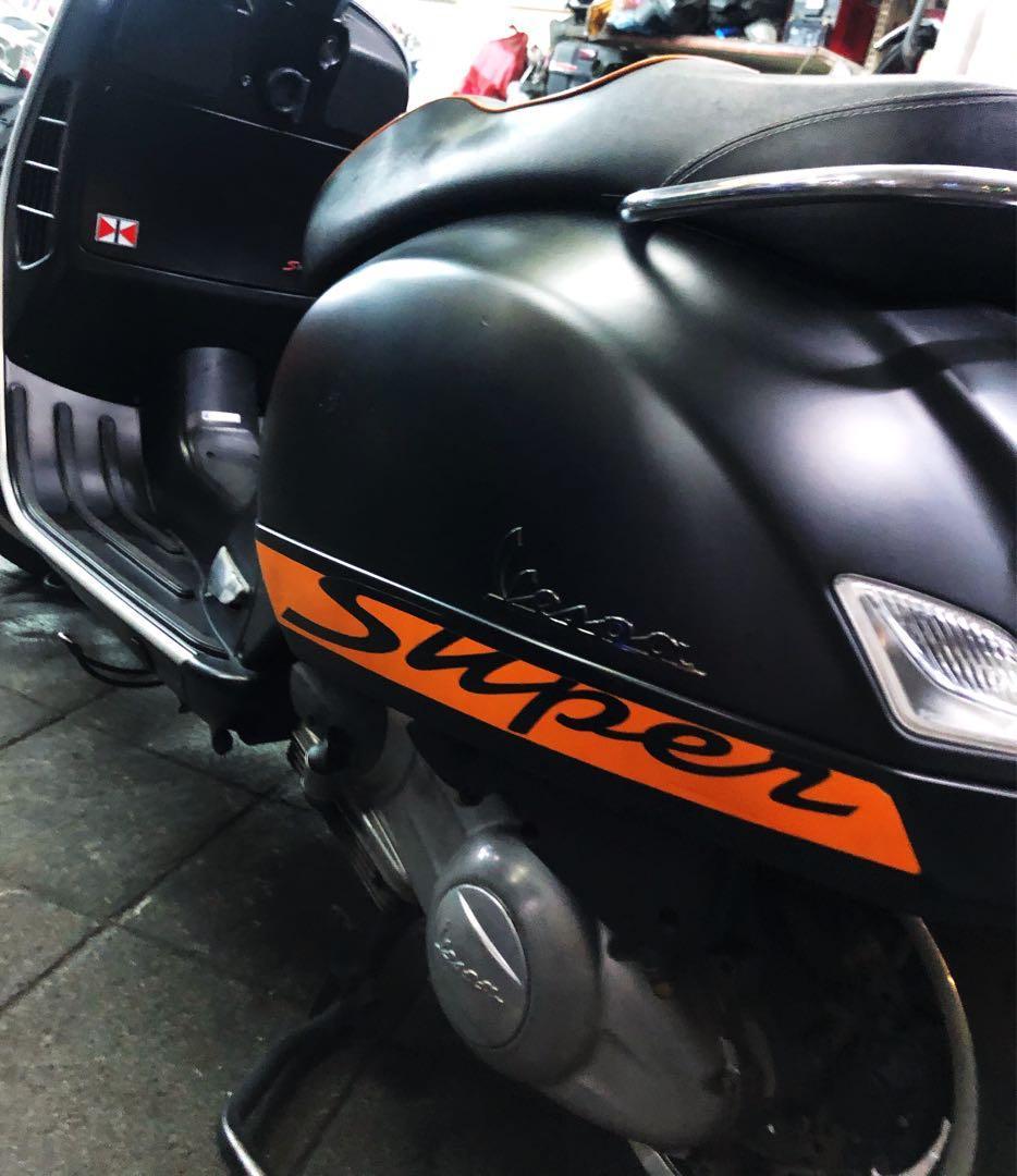 偉士牌 Vespa GTS300 ie  ABS