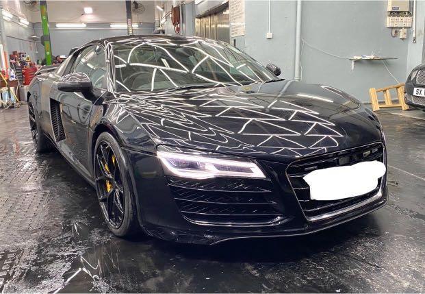 Audi R8 R8 Auto