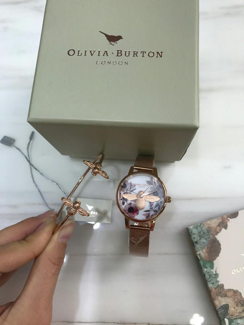 Authentic OB Olivia Burton Olivia Burton SELFRIDGES Olivia Burton Olivia Burton Olivia Burton The watch makes the women of t