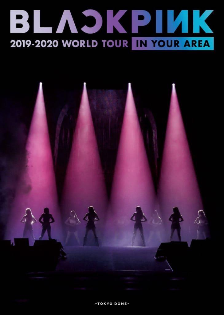 BLACKPINK-  2019-2020 WORLD TOUR IN YOUR AREA -TOKYO DOME-【LIMITED EDITION】(2Blu-ray)