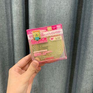 全新✨Canmake棉花糖蜜粉餅 MP