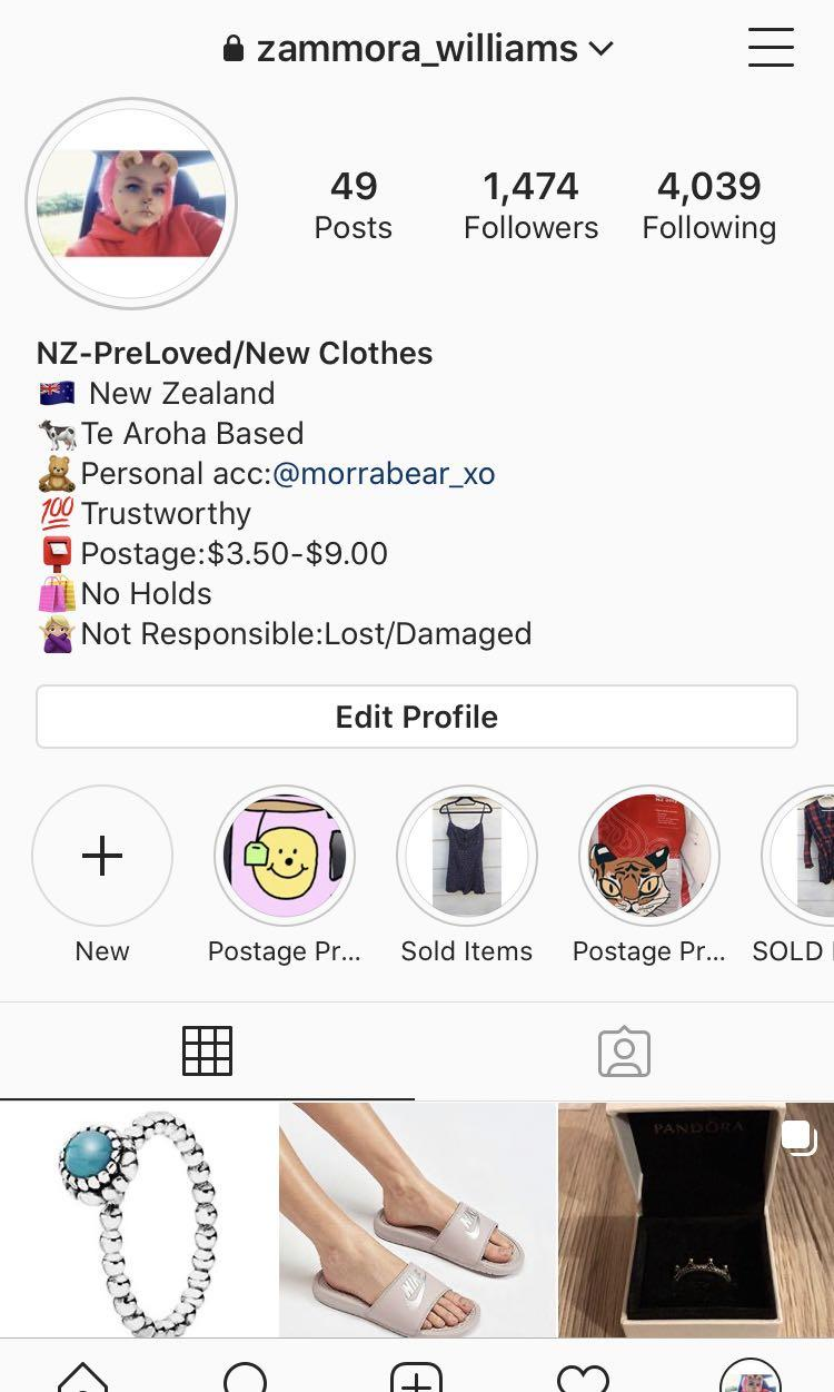 Check out my insta