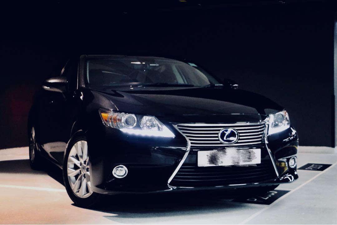 Lexus ES300h Executive Hybrid (A)