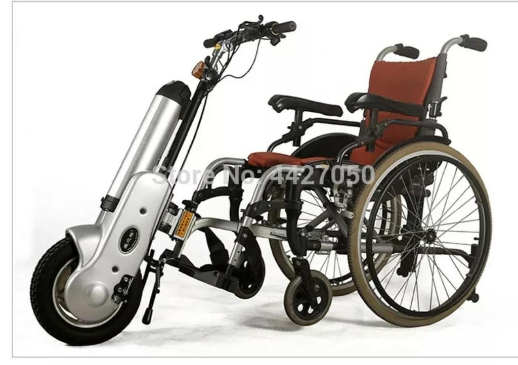 Lots of electric escooters and assistive devices like  sports wheel chair pullers etc