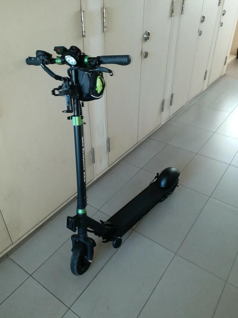 Many 2, 3 and 4 wheelers electric scooters