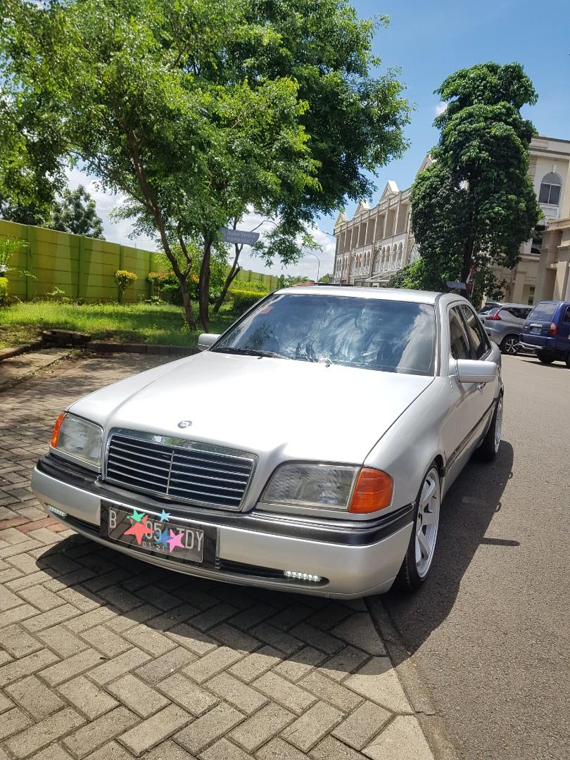 Mercedes Benz W202 C230 NON KOMPRESSOR 1997. MURAH. GOOD CONDITION