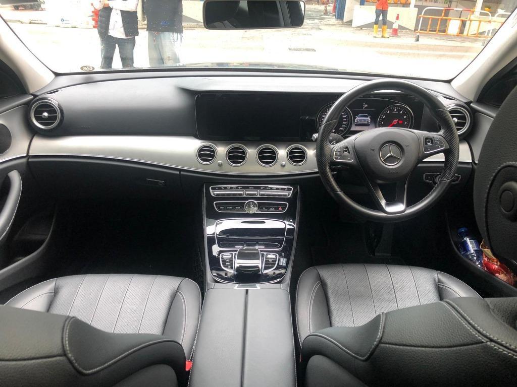 Mercedes-Benz E200 2017 Auto