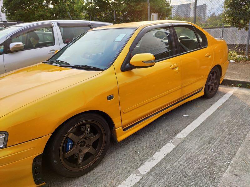 Nissan Primera 2.0 (A)