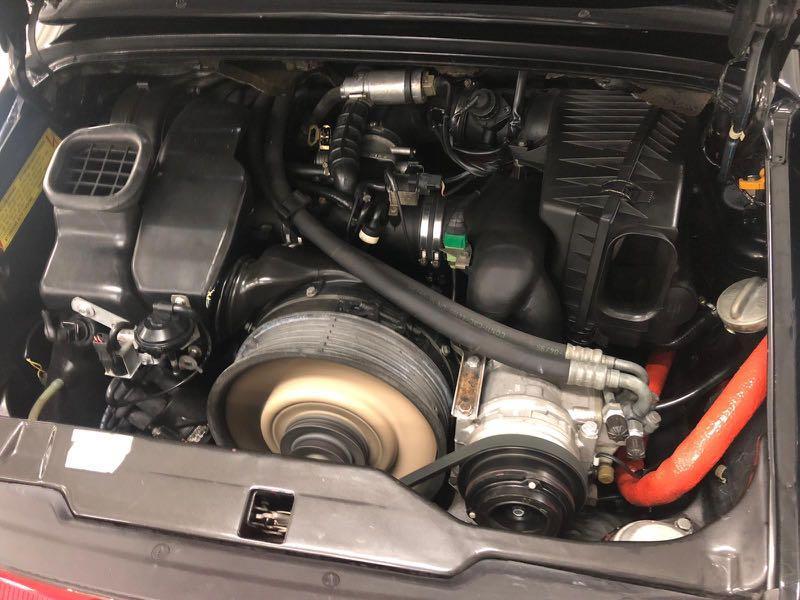 Porsche 911 C2 Cabrio  Auto