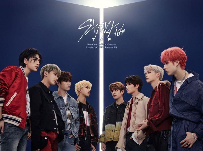 STRAY KIDS - TOP -Japanese ver TYPE B [Limited Edition]