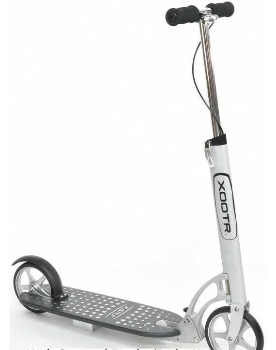 USA made Xootr kick scooters
