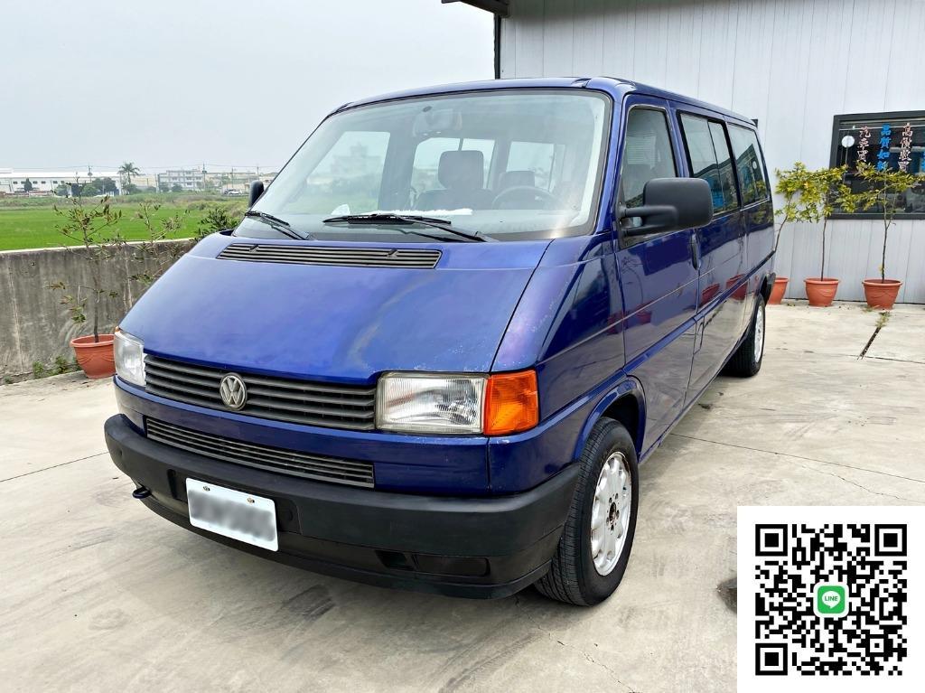 2002年 T4 自排 長軸 2.5 [11人座] 汽油 無待修 有冷氣 有掛牌 可過戶