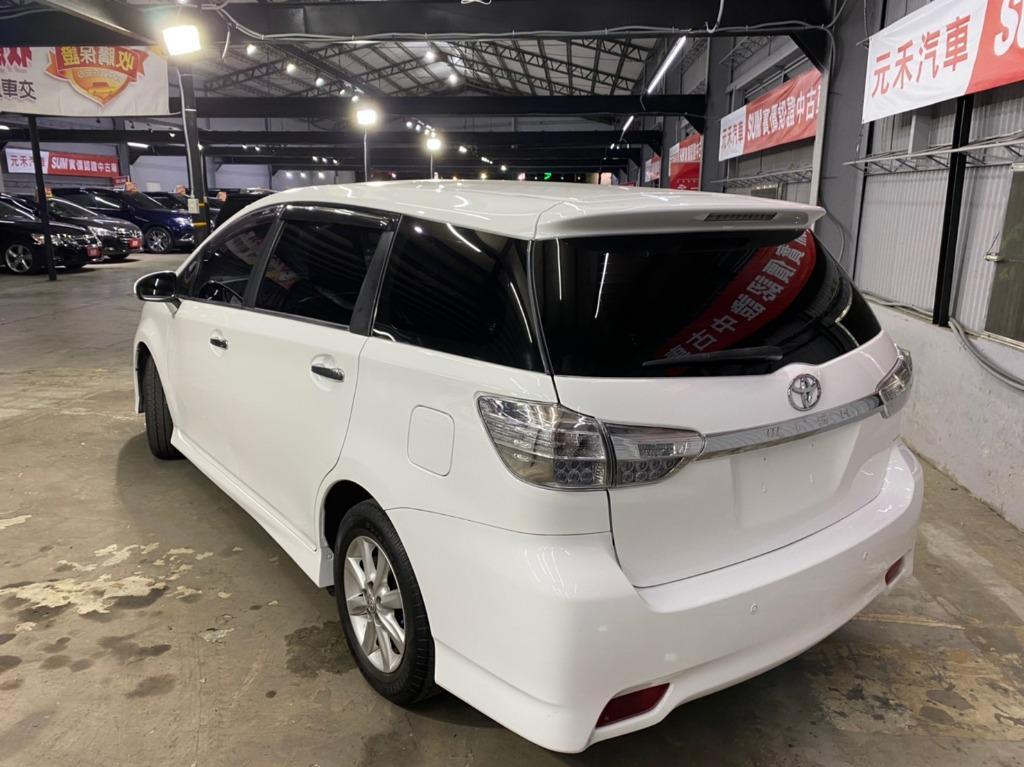 2011 豐田 Toyota Wish 2.0
