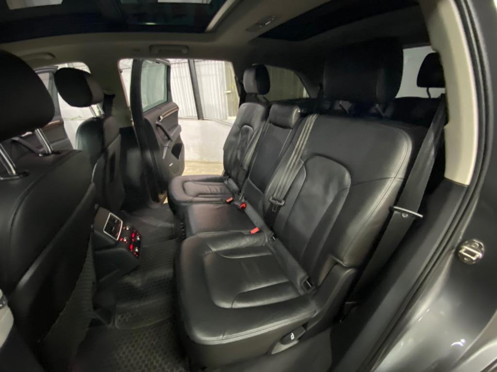 2012 奧迪 Audi Q7 3.0 TFSI Quattro  非賓士 寶馬 富豪 凌志