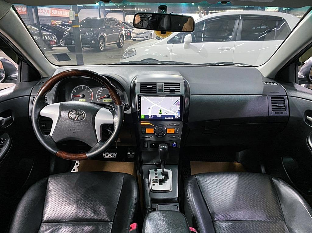 2012 Toyota Altis 1.8