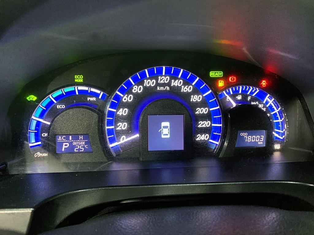2012 Toyota Camry Hybrid 2.5