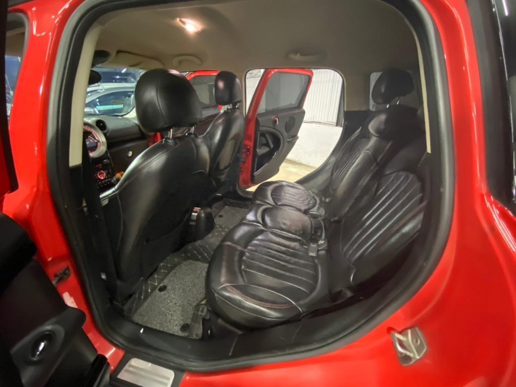 2013 Mini Countryman Cooper SD 2.0紅黑雙色柴油特仕版