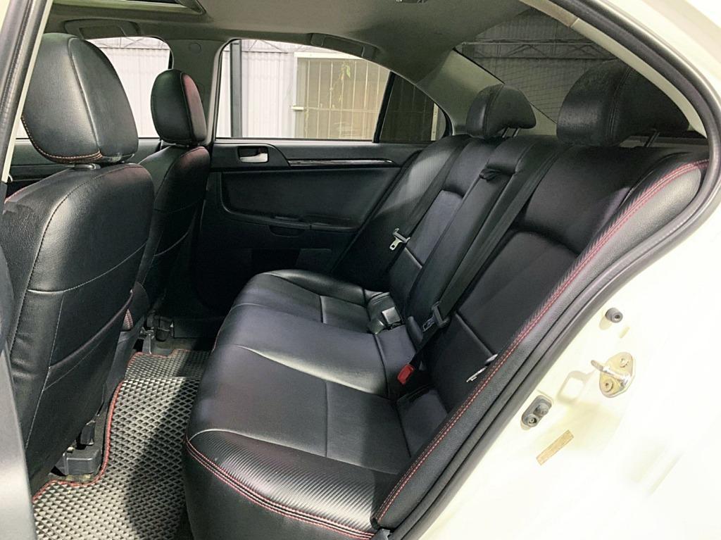 2013 Mitsubishi Lancer Fortis 2.0 IO Ikey競速頂級版