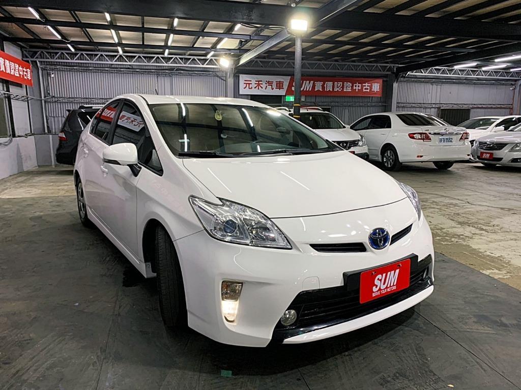 2014 Toyota Prius 1.8 油電頂級款