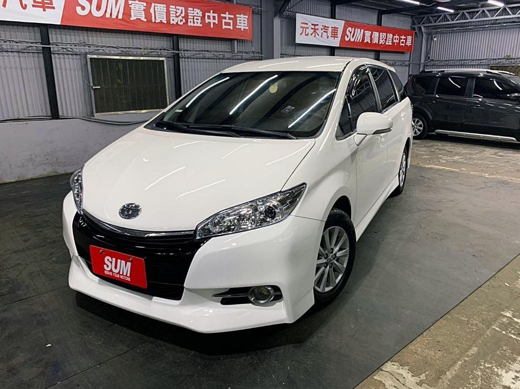 2014 Toyota Wish 2.0