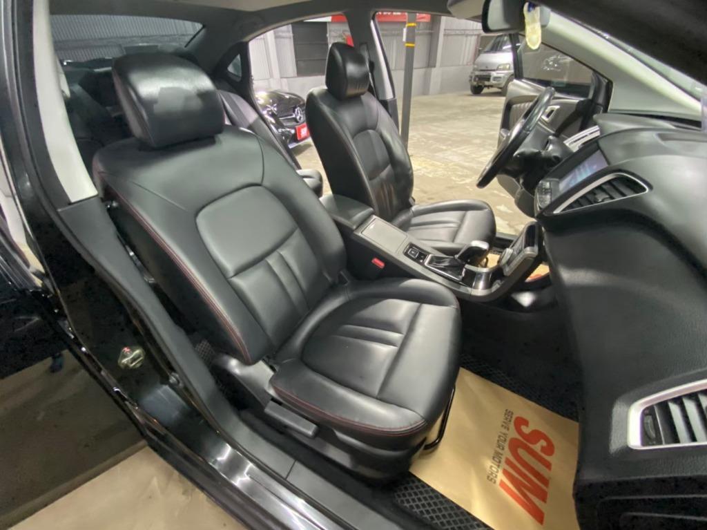 2015 納智捷 Luxgen S5 turbo 2.0  非豐田本田三菱