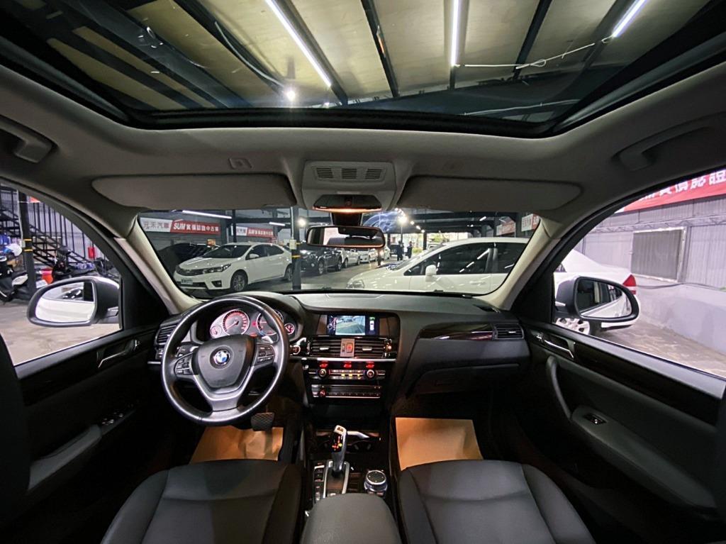 2015 BMW X3 20d 2.0 柴油 運動休旅 非賓士 保時捷