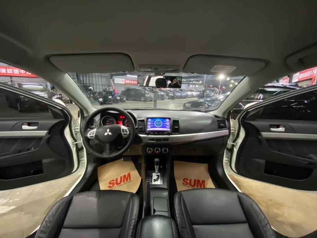 2015 Mitsubishi Lancer Fortis 1.8