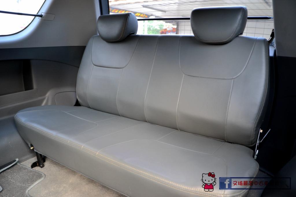 2015年中華三菱 Zinger 加裝第三排座椅